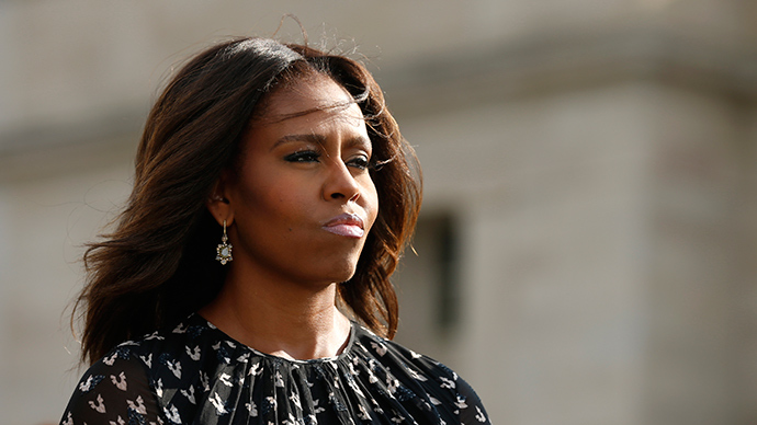 Oops! Michelle Obama flubs Democratic candidate's name 7 times