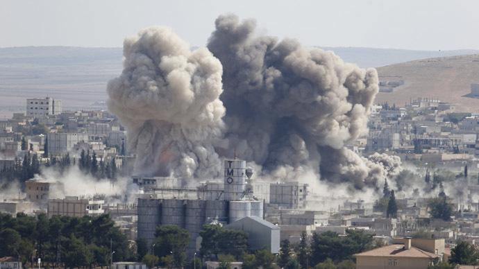 Turkey, Saudi Arabia giving terrorists WMDs, Syria claims
