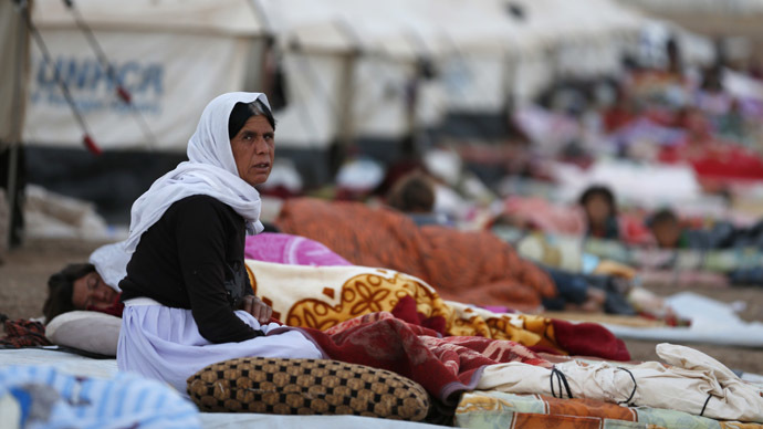 Islamic State admits, justifies enslaving Yazidi women and children