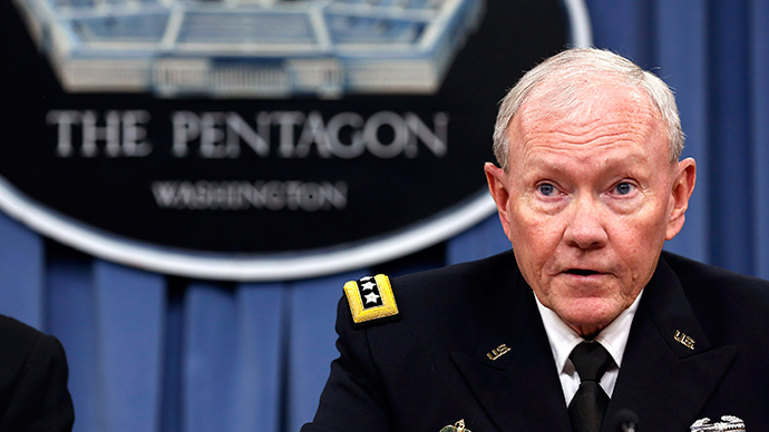 Chairman of the Joint Chiefs of Staff Gen. Martin Dempsey (Reuters / Larry Downing)