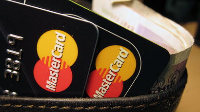 MasterCard, Zwipe team up for world's first contactless credit card