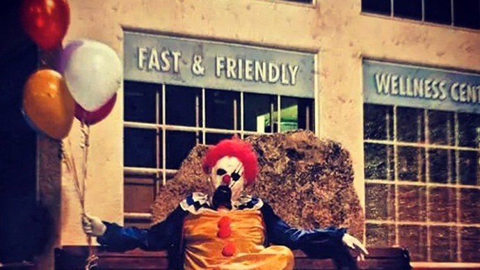 Trick or Terror: 'Wasco clown' sightings freak out California town
