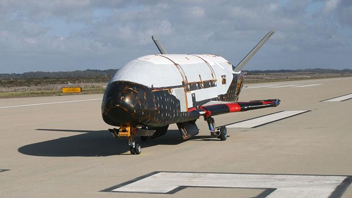 X-37B Orbital Vehicle (Reuters / HO)