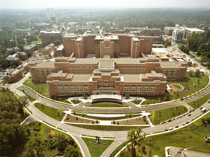 NIH headquarters (Image from wikipedia.org)