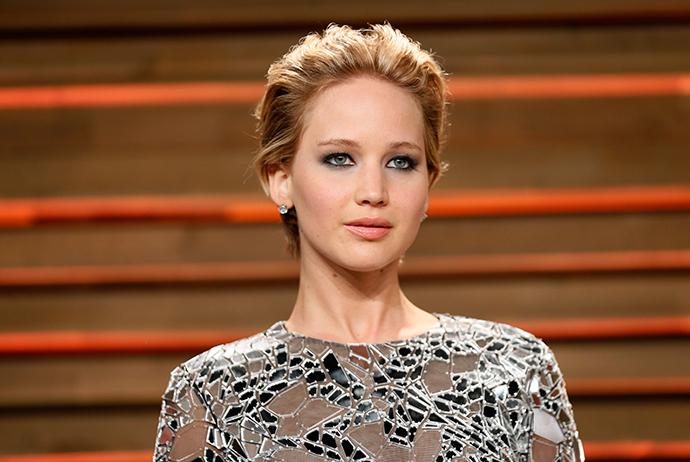 Actress Jennifer Lawrence (Reuters / Danny Moloshok)