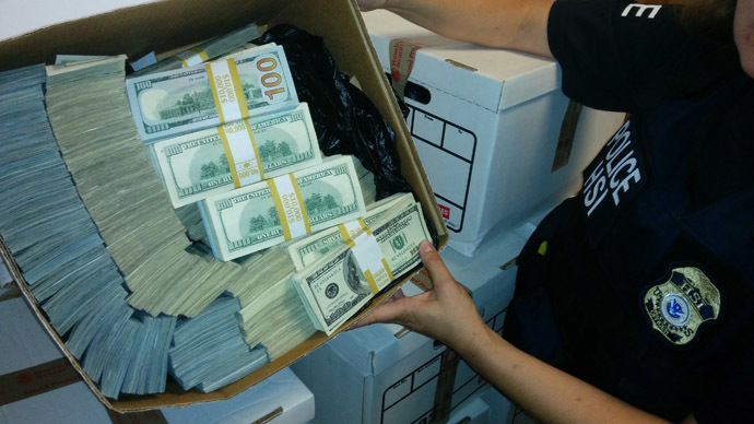 Cops caught using millions in seized assets on surveillance gear, weapons and clowns