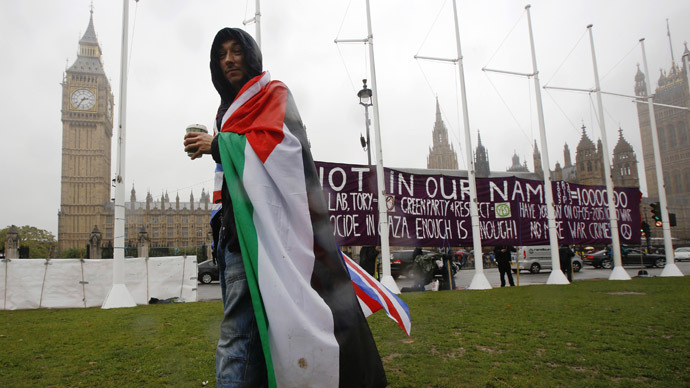 UK MPs pass motion to recognize Palestine as a state