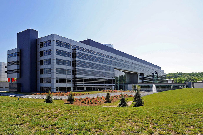 Defense Intelligence Agency office in Arlington (Image from wikipedia.org)