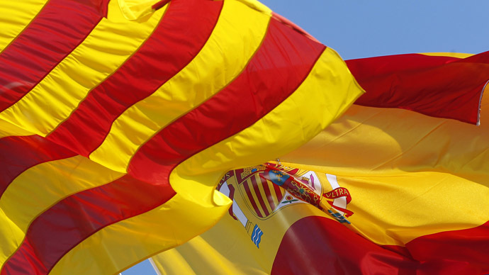 Spain's constitutional court bans Catalonia's 'independence consultation' vote