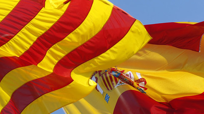 Catalans gear up for symbolic independence vote Sunday defying Madrid's ban
