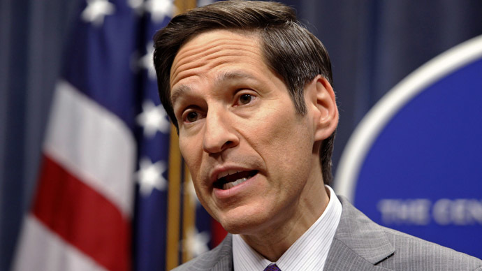 Dr. Tom Frieden, director of the Centers for Disease Control (CDC). (Reuters / Tami Chappell)