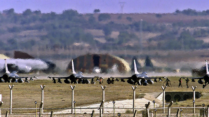 Cold Turkey: Ankara denies US bombing missions in Iraq and Syria from its territory