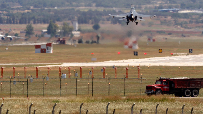 Incirlik airbase.(Reuters / Umit Bektas)