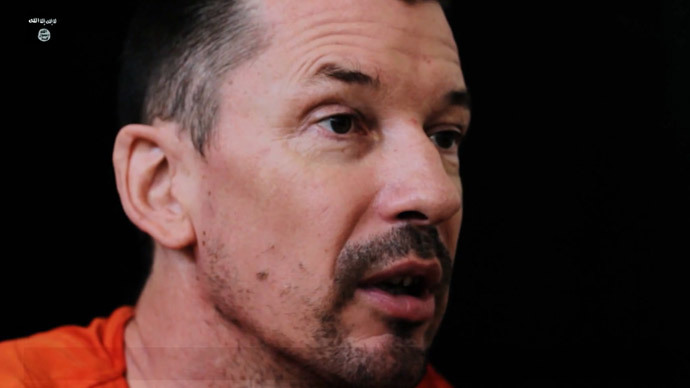 Sister of British hostage Cantlie pleads for 'direct contact' with ISIS