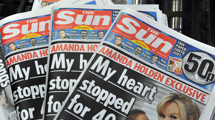 FBI informant accused of organizing attack on Murdoch's British newspaper