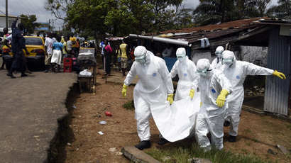Obama authorizes use of National Guard to fight Ebola in W. Africa