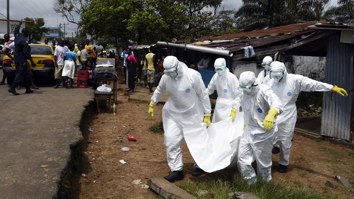 IAEA to aid West Africa's fight against Ebola