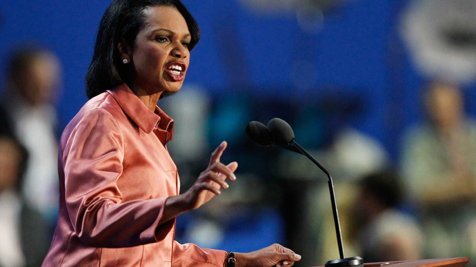 Revealed: Condoleezza Rice prevented NY Times from publishing CIA scoop
