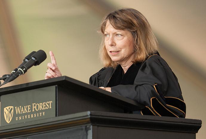 Jill Abramson, former Executive Editor of the New York Times (Reuters / Jason Miczek)