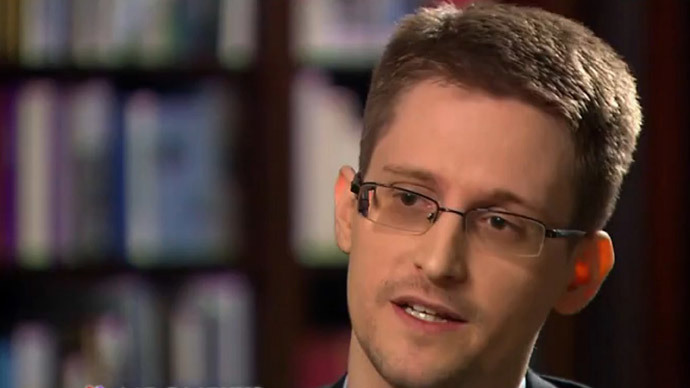Former NSA computer analyst and whistleblower, Edward Snowden.(AFP Photo / NBC)