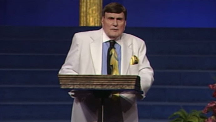 Televangelist pastor accused of forcing vasectomies and abortions on church members