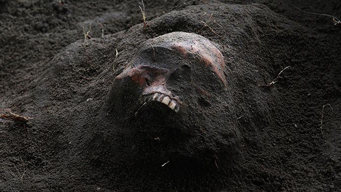 Bulgarian 'Indiana Jones' unearths medieval 'vampire' grave
