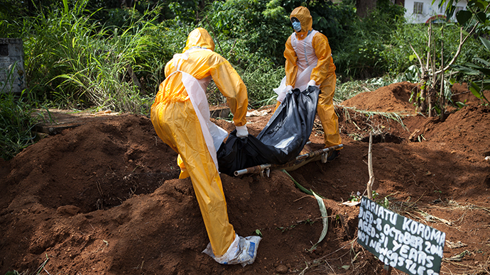 Ebola diagnosis in 10 minutes: researchers working on tool to curb global epidemic