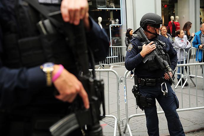 Spencer Platt / Getty Images / AFP
