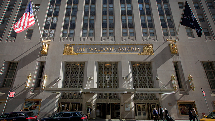 US investigating Chinese purchase of Waldorf Astoria hotel