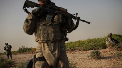 600+ American troops reportedly exposed to chemical weapons in Iraq