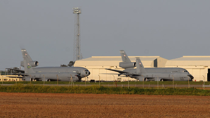 US asks Spain to use its military bases in Ebola mission