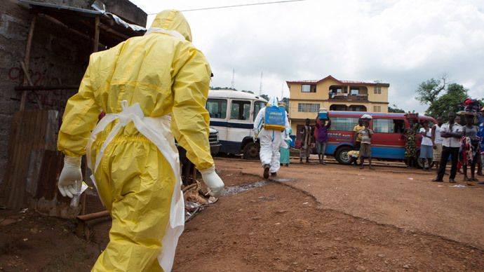 ​British Big Pharma warns Ebola vaccine will come 'too late' to halt spread