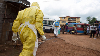 Ebola ready: Two students hospitalized in precautionary medical drills in Russia