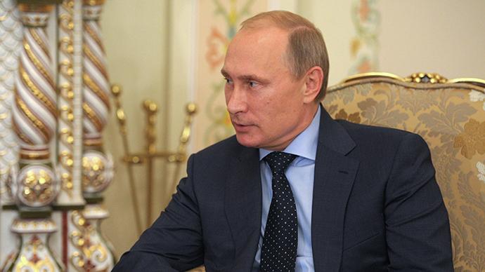 Putin: Russia's isolation is 'absurd & illusory goal'