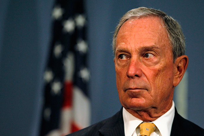 Former New York City Mayor Michael Bloomberg (Reuters / Brendan McDermid)
