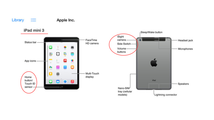 Apple accidentally leaks new iPad info ahead of debut