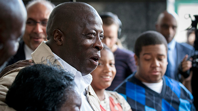 Brooklyn man freed after serving 29yrs for false murder conviction