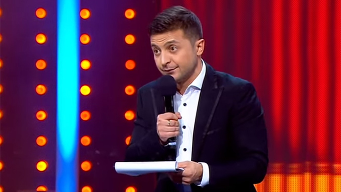 Right joker: Kiev comedian roasted online for MH17, Ukraine neo-Nazism gags