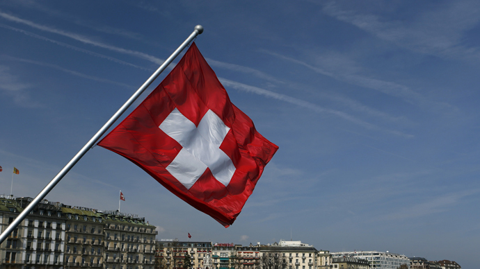 Switzerland cuts growth forecast, blames slowing Europe & geopolitical crisis