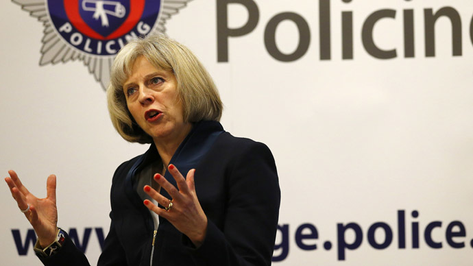 Secretive Home Secretary quizzed over UK mass surveillance