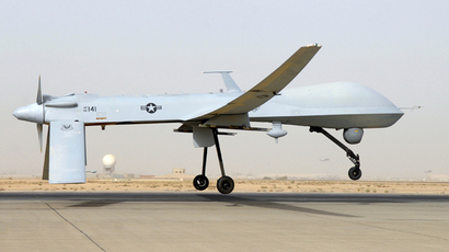 'Killer robots': Ex-GCHQ boss calls for drone controls