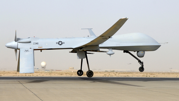 Armed UK drones deployed in Iraq, support fight against ISIS