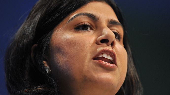 ​UK govt 'ignored' vote to recognize Palestine – Baroness Warsi