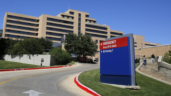 'I would do anything to refuse to go there' – Dallas nurse lashes out at hospital over Ebola response