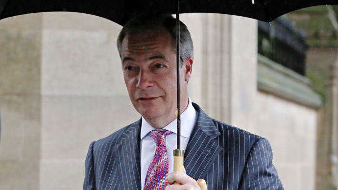 'Massive blow': UKIP faces funding crisis as euroskeptic bloc collapses