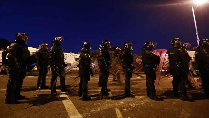 Reuters / Cathal McNaughton