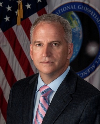 NGA Director Robert Cardillo (Image from National Geospatial-Intelligence Agency)
