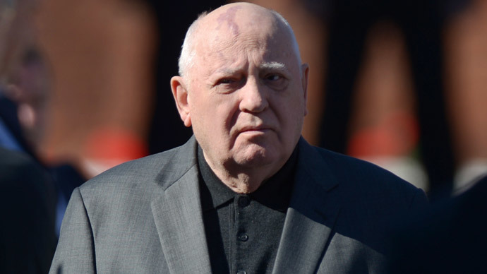 Gorbachev: Russia, West can find common language in shared challenges