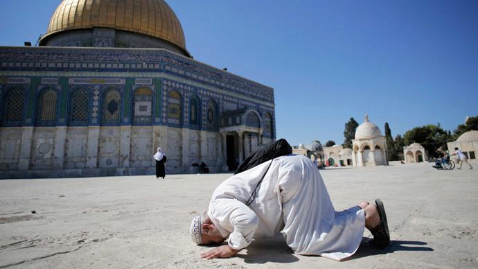 Hamas leader calls on Muslims to 'defend' Jerusalem's Al-Aqsa mosque