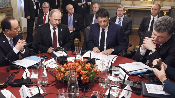 Putin: Ukraine's new Donbass law 'not perfect, but a step in right direction'